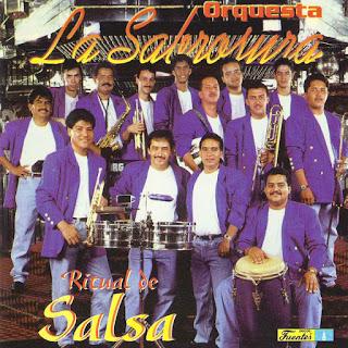 RITUAL DE SALSA - ORQUESTA LA SABROSURA (1994)