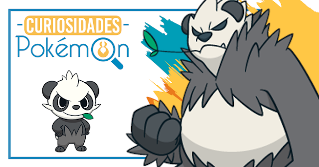 Curiosidades Pokémon: Pancham e Pangoro