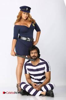 Nikesha Patel in short dress for movie Araku Road Lo