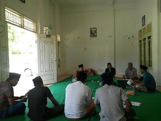 PMII Pamekasan Ramaikan Khotmil Quran PCNU Pamekasan