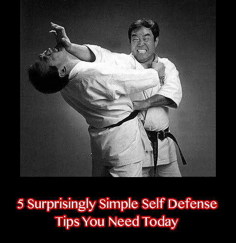 5 Surprisingly Simple Self Defense Tips You Need Today