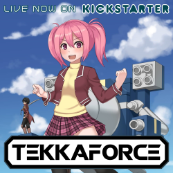 Tekkaforce