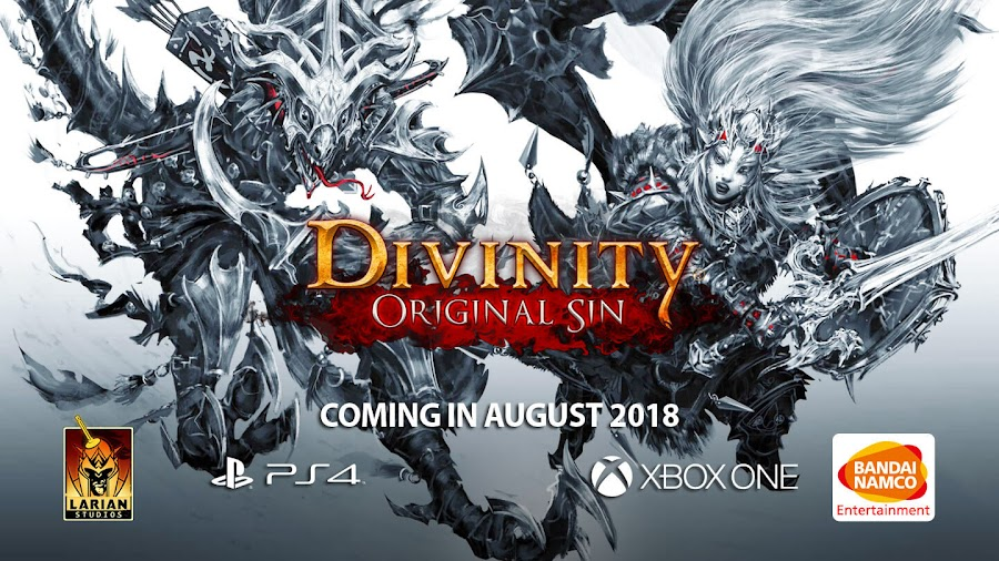divinity original sin 2 ps4 xbox one
