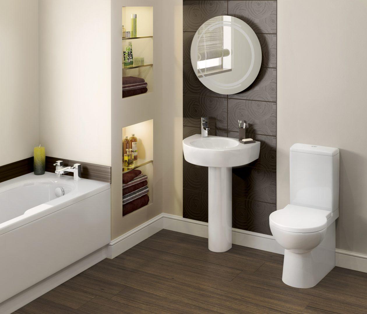 Reformas de cuartos de baño - Bañera por ducha San Sebastián - 616 ...