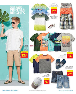 Walmart Cool Summer Picks May 4 to 17, 2017