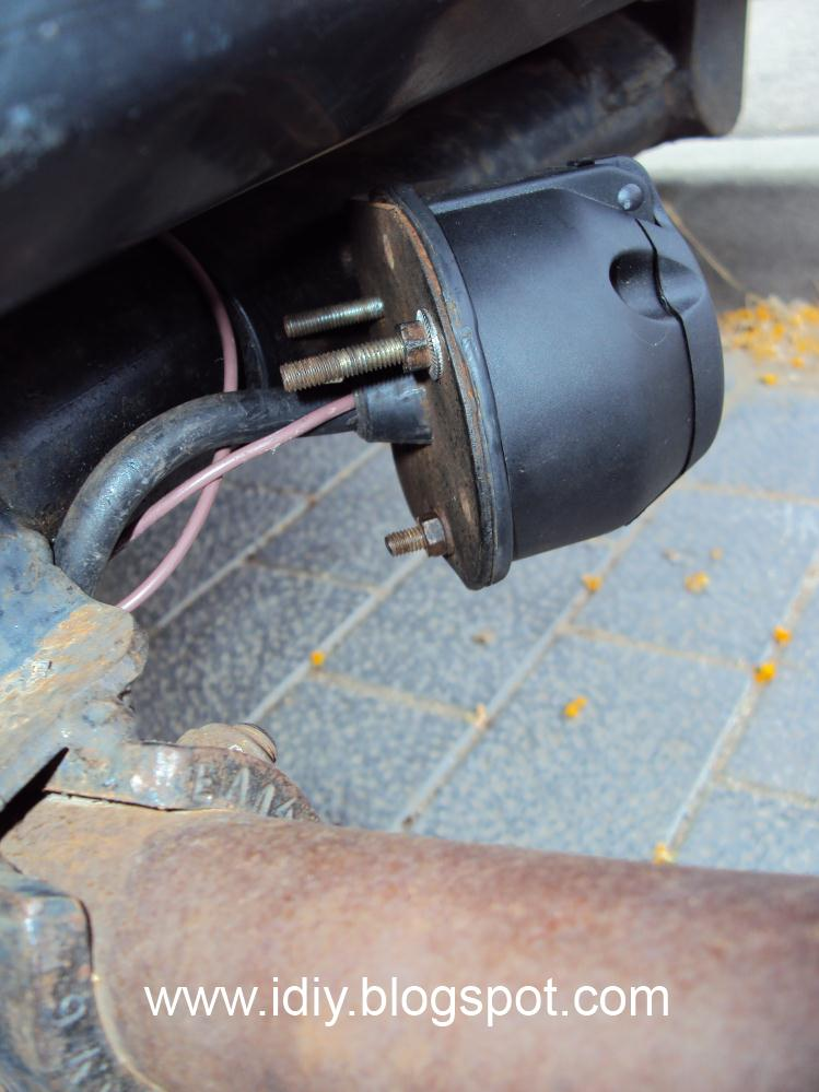 Diary Of A Handyman    How To Fix A Trailer Connector