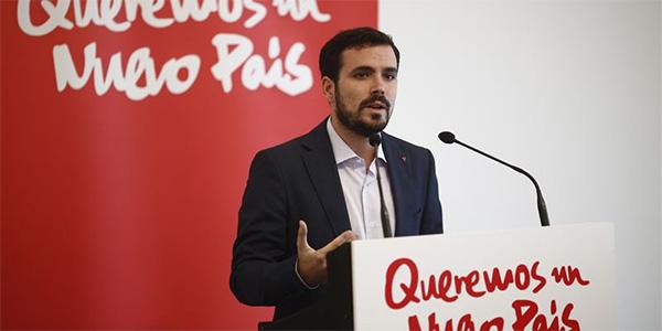 IU volverá a consultar a las bases la alianza con Podemos