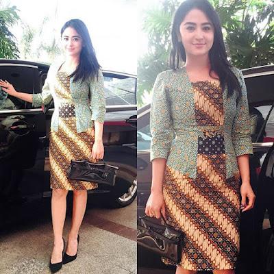 Model Dress Pesta Pendek Wanita Modern Terbaru
