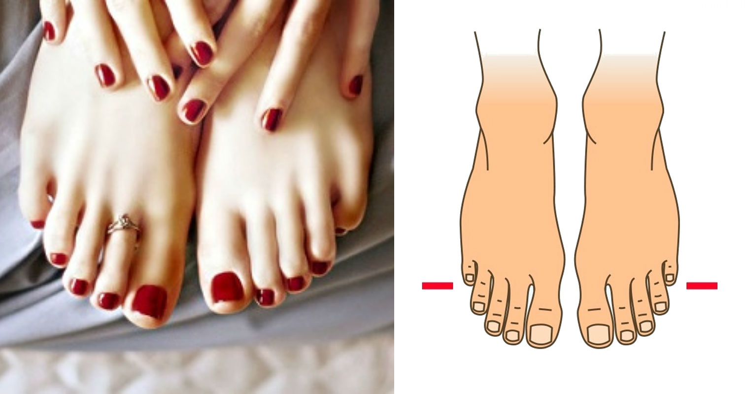 foot shapes