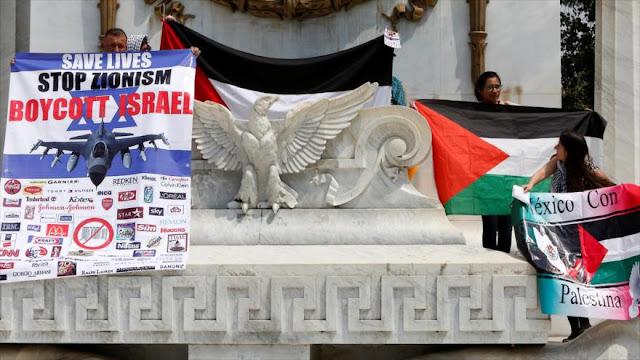 Activistas de DDHH en México rechazan la visita de Netanyahu