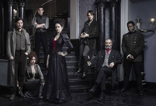 Elenco principal Penny Dreadful