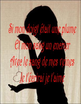 Poème Amour Poésie Et Citations 2019 Phrase Damour Pour