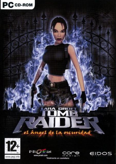 Free Download Tomb Raider: Angel of Darkness - omahunduh.com