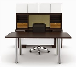 Cherryman Verde Series Writing Desk