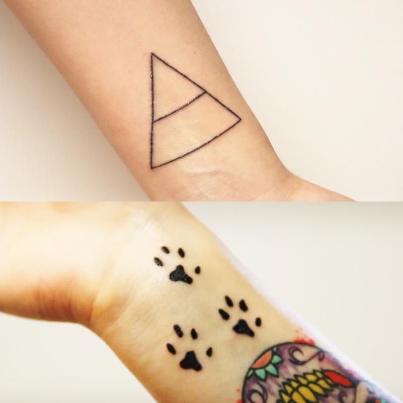 Absolutnie No To Dzisiaj Tatuaże