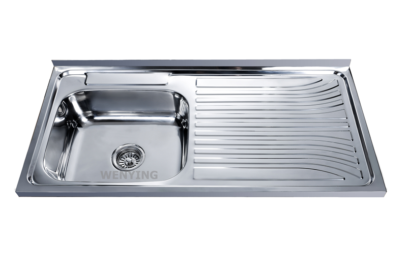 Stainless Steel Kitchen Sink Manufacturer: laundry stainless ...