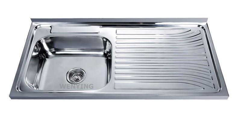 Stainless Steel Kitchen Sink Manufacturer: laundry ...