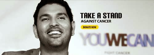 Cricketer Yuvraj Singh's Foundation to support Darjeeling cancer patient