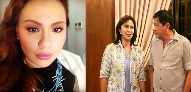 Writer: Dutere comment on Leni's knees not the problem