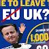 Oferta por Brexit: RyanAir lanza vuelos a ¡9.99 euros! por Europa