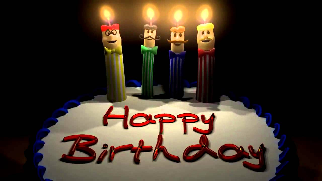 Kumpulan Gambar Animasi Ucapan Selamat Ulang Tahun Terbaru