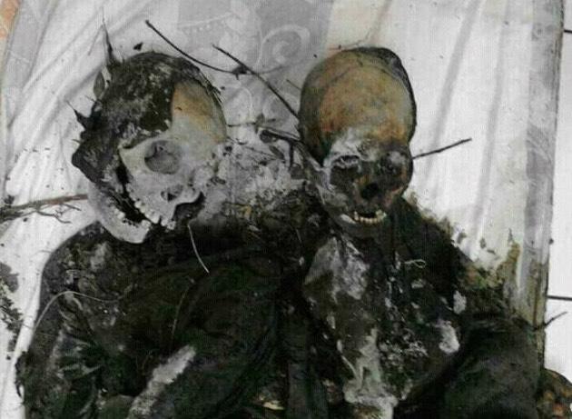 Pasangan Kekasih Dirompak Dan Dibunuh Dengan Kejam
