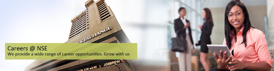 Nigerian Stock Exchange Recruitment Portal 2018