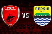 Live Streaming Liga 1 PSM Makassar Vs Persib Bandung