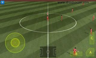 DLS17 MOD FIFA17 by Alan Iksan Apk + Data Obb Android
