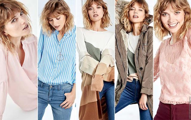 Moda otoño invierno 2018. | Moda en ropa de mujer otoño invierno 2018.