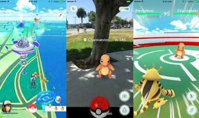 Pokemon Go New Version Update