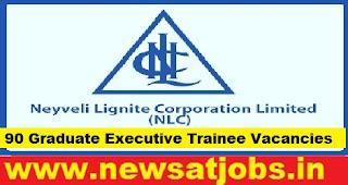 nlc-90-Graduate-Executive-Trainee-Vacancies
