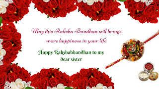 Happy Raksha Bandhan 2016 Whatsapp Messages for Sisters