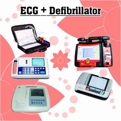 Jual Defibrilator Dan ECG