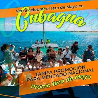imagen 01 de mayo full day cubagua