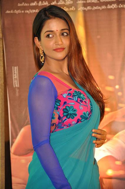 Anaika Soti In Saree