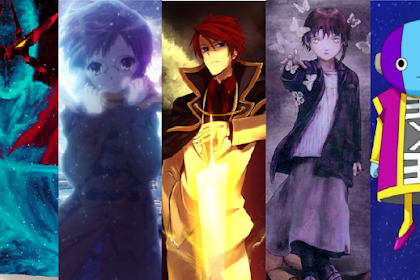 Inilah Karakter Anime/Manga terkuat Sepanjang Masa!! Jangan Kaget!!