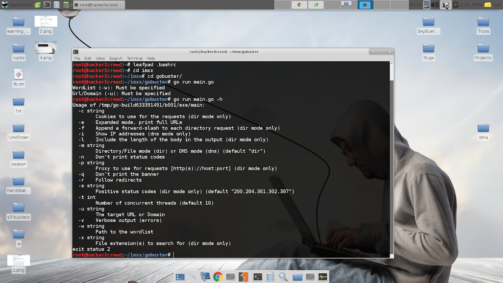 Imran Parray : How to Install GoBuster Tool on Linux