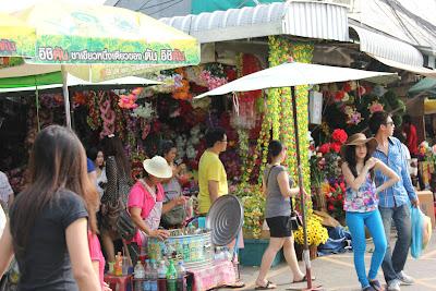Lojas no fim de semana Chatuchak Market