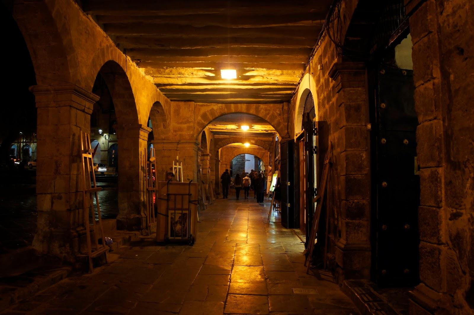 Portal del Regocijo - Cuzco