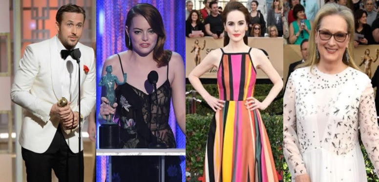 Who's behind Hollywood stars' stunning red carpet fashion