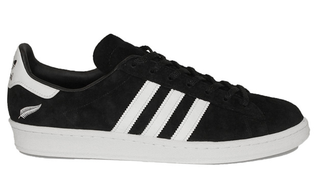 Kicks Off! The Sneaker Blog: Qubic Store x All Blacks x