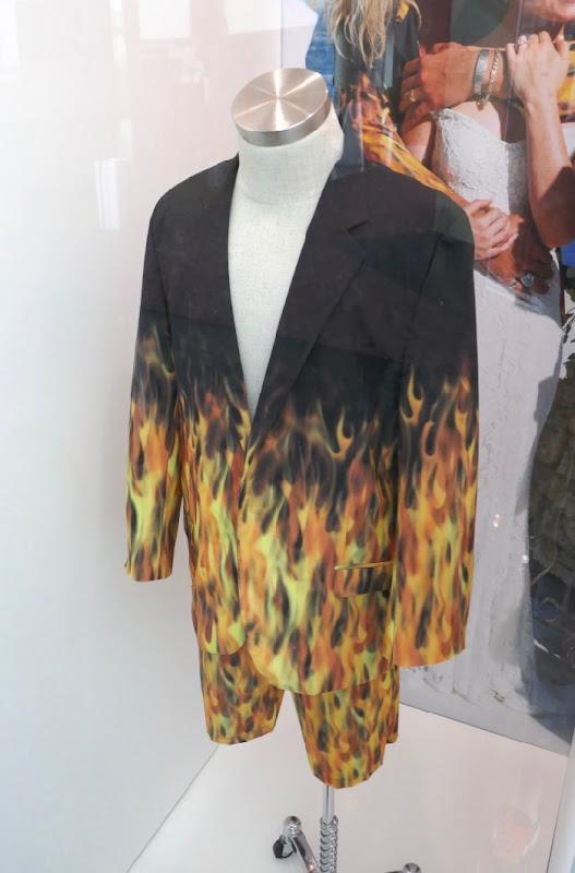 Matthew McConaughey Beach Bum Moondog flames costume