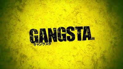 Gangsta. Subtitle Indonesia [Batch]
