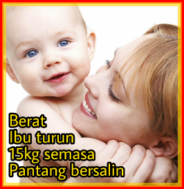 Ibu & bayi sihat ceria