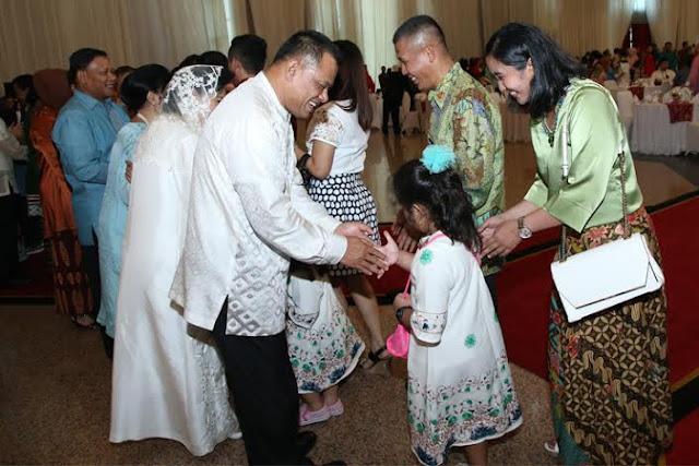 Panglima TNI : Saya Bersyukur Hikmah Lebaran, Indonesia Negara yang Paling Aman