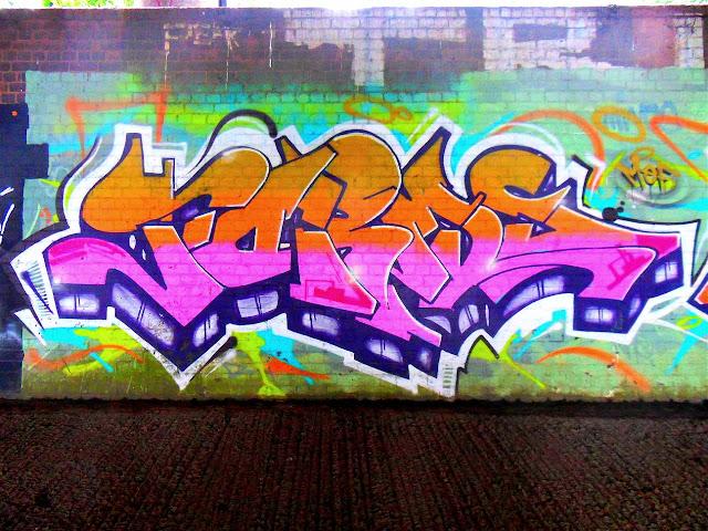 Superb One Word Street Art