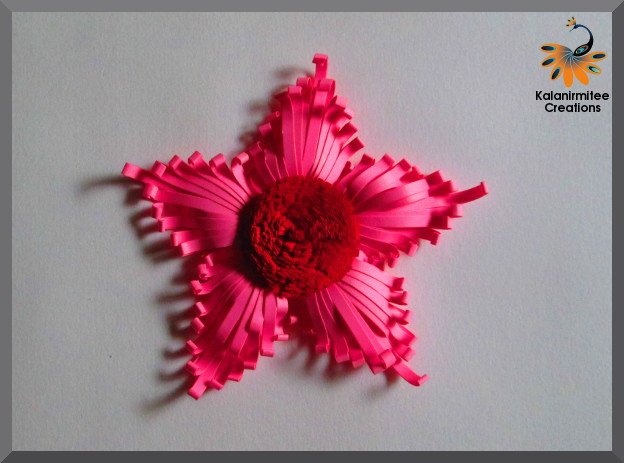 Majestic quilled flower tutorial kalanirmitee creations kalanirmitee paper quilling quilling ideas quilled flower quilled majestic flower quilled mightylinksfo