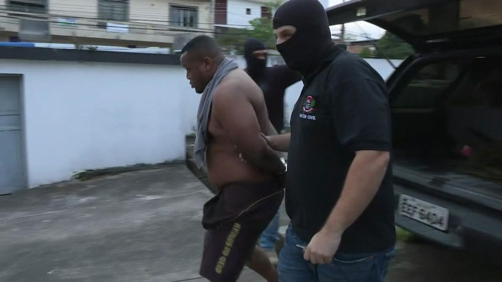 0f5e3e7b738 Polícia Civil prende seis integrantes de facção criminosa de SP durante  operação