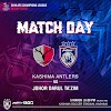 Live Streaming Kashima Antlers vs JDT AFC Champion League 5.3.2019